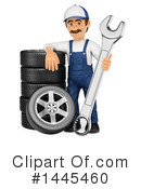 Mechanic Clipart #1445460