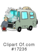 Royalty-Free (RF) mechanic Clipart Illustration #17236