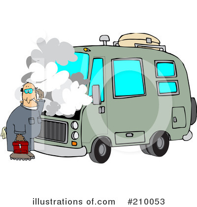 Mechanic Clipart #210053 by djart