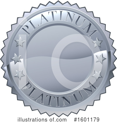 Royalty-Free (RF) Medal Clipart Illustration by AtStockIllustration - Stock Sample #1601179