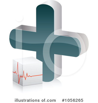 Heartbeat Clipart #1056265 by Andrei Marincas
