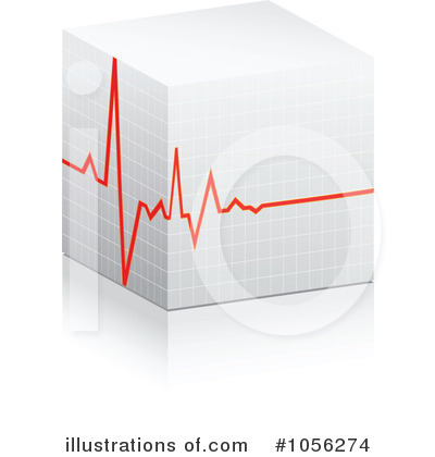 Heartbeat Clipart #1056274 by Andrei Marincas