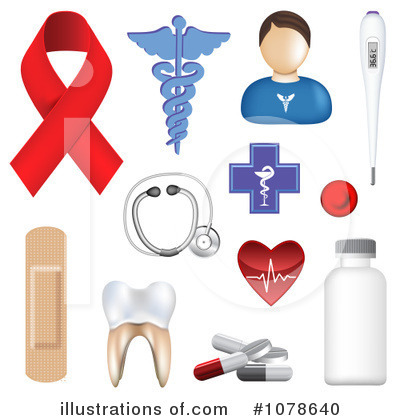 Awareness Ribbon Clipart #1078640 by vectorace