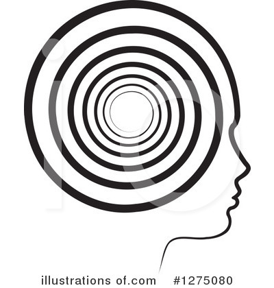 Spiral Clipart #1275080 by Lal Perera