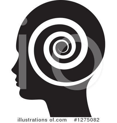 Head Clipart #1275082 by Lal Perera