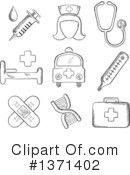 Medical Clipart #1371402 by Vector Tradition SM