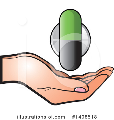 Pharmaceuticals Clipart #1408518 by Lal Perera