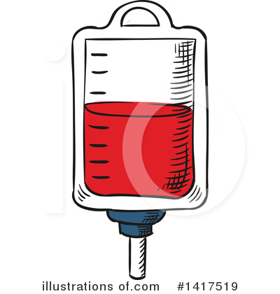 Blood Clipart #1417519 by Vector Tradition SM