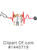 Medical Clipart #1440719 by Graphics RF