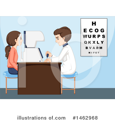 Optometry Clipart #1462968 by Graphics RF