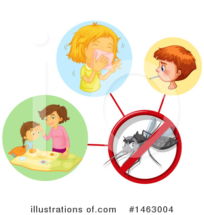 Virus Clipart #1463004 by Graphics RF