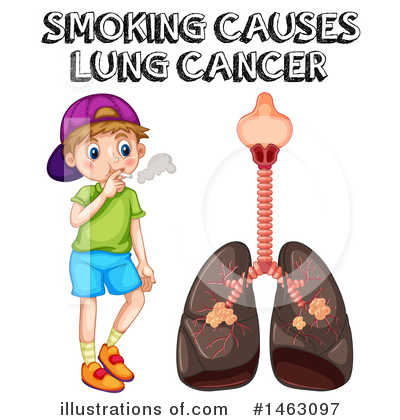 Lungs Clipart #1463097 by Graphics RF
