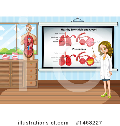 Lungs Clipart #1463227 by Graphics RF
