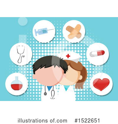 Nurse Clipart #1522651 by Graphics RF