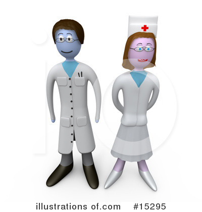 Royalty-Free (RF) Medical Clipart Illustration by 3poD - Stock Sample #15295