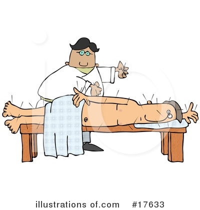 Acupuncture Clipart #17633 by djart