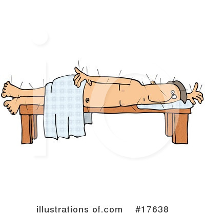 Acupuncture Clipart #17638 by djart
