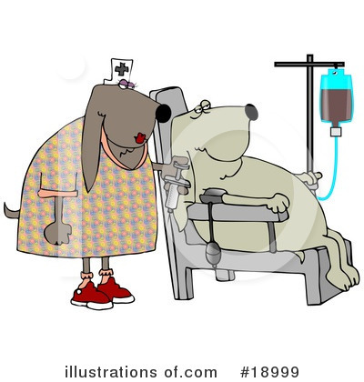 Royalty-Free (RF) Medical Clipart Illustration by djart - Stock Sample #18999
