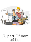 Royalty-Free (RF) Medical Clipart Illustration #5111