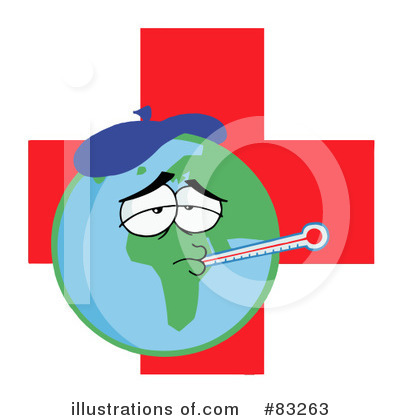 Flu Clipart #83263 by Hit Toon
