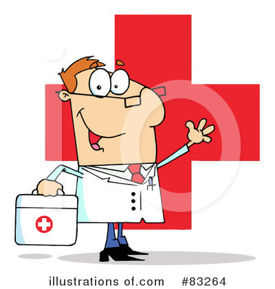 Doctor Clipart #83264 by Hit Toon