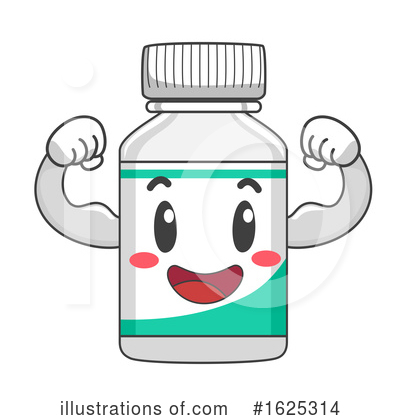 Royalty-Free (RF) Medicine Clipart Illustration by BNP Design Studio - Stock Sample #1625314