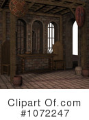 Royalty-Free (RF) Medieval Clipart Illustration #1072247