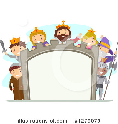 King Clipart #1279079 by BNP Design Studio
