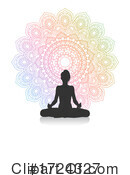 Meditation Clipart #1724327 by KJ Pargeter