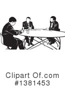 Meeting Clipart #1381453 by dero