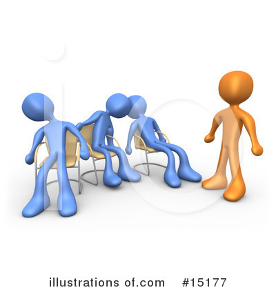 Meeting Clipart #15177 by 3poD