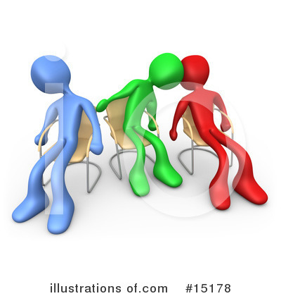 Meeting Clipart #15178 by 3poD