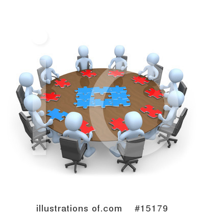 Meeting Clipart #15179 by 3poD