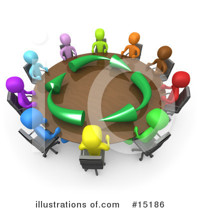 Meeting Clipart #15186 by 3poD