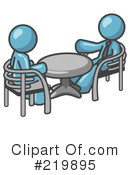 Meeting Clipart #219895 by Leo Blanchette
