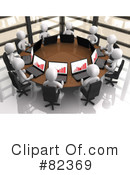Meeting Clipart #82369