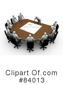 Meeting Clipart #84013 by 3poD