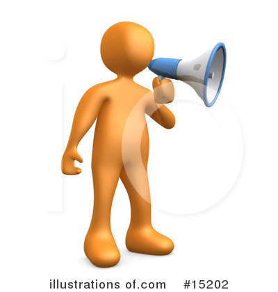 Communications Clipart #15202 by 3poD
