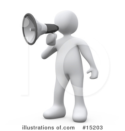 Communications Clipart #15203 by 3poD