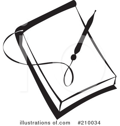 Notepad Clipart #210034 by BestVector