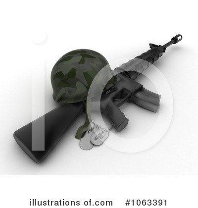 Memorial Day Clipart #1063391 by BNP Design Studio