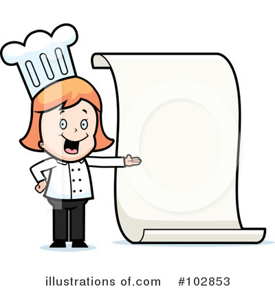 Chef Clipart #102853 by Cory Thoman