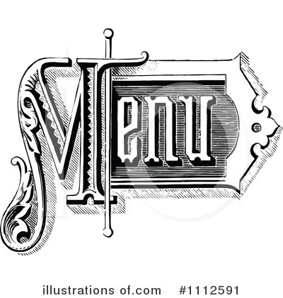 Dining Clipart #1112591 by Prawny Vintage