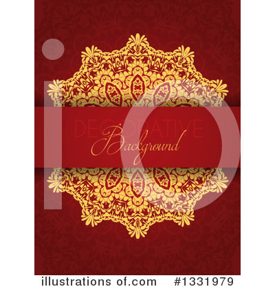 Royalty-Free (RF) Menu Clipart Illustration by KJ Pargeter - Stock Sample #1331979