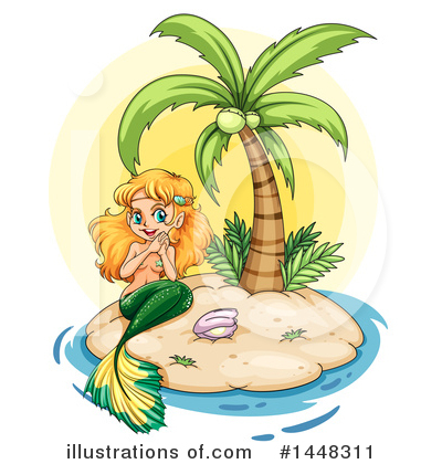 Island Clipart #1448311 by Graphics RF