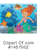 Mermaid Clipart #1457002