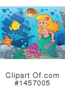Mermaid Clipart #1457005