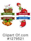 Merry Christmas Clipart #1279521