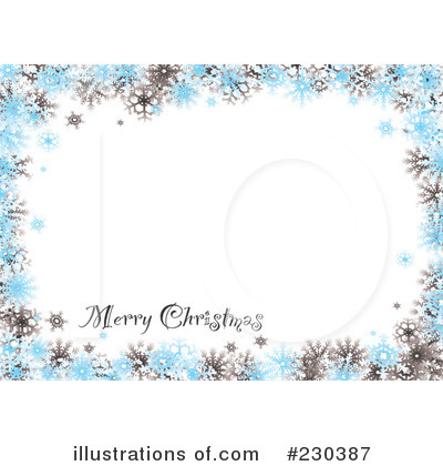 Christmas Greetings Clipart #230387 by michaeltravers