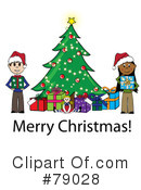 Merry Christmas Clipart #79028